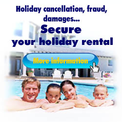 Secure your holiday rental in France