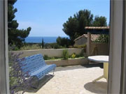 House homeaway Sausset-les-Pins