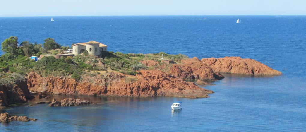 Seaview holiday rentals France